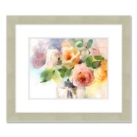 Spring Florals 27.5-Inch x 23.5-Inch Wall Art