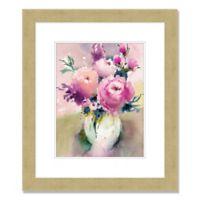 Thoughtful Bouquet 23.5-Inch x 27.5-Inch Framed Wall Art