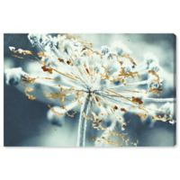 Oliver Gal Gold Meadow 24-Inch x 36-Inch Canvas Wall Art