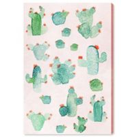 Oliver Gal Prickly Pears 10-Inch x 15-Inch Canvas Wall Art