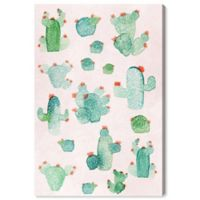 Oliver Gal Prickly Pears 20-Inch x 30-Inch Canvas Wall Art