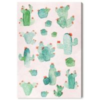 Oliver Gal Prickly Pears 24-Inch x 36-Inch Canvas Wall Art