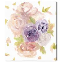 Oliver Gal Cute Pastels 17-Inch x 20-Inch Canvas Wall Art