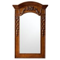 James Martin Furniture 24-Inch x 40-Inch European Traditions Mirror in Cherry