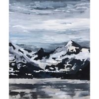 Cold Mountains 44-Inch x 36-Inch Canvas Wall Art