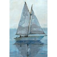 Marmont Hill At Peace in the Ocean 24-Inch x 36-Inch Canvas Wall Art
