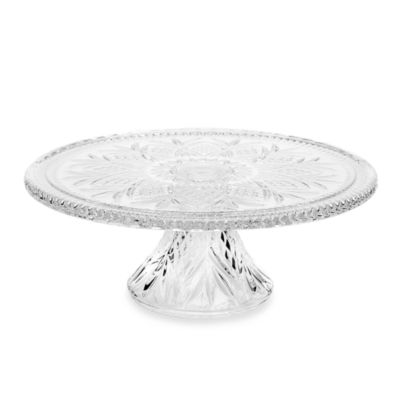 Godinger Dublin Crystal Cake Plate  sc 1 st  Bed Bath u0026 Beyond & Buy Crystal Cake Plates from Bed Bath u0026 Beyond