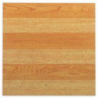 Achim Nexus 20-Pack 12-Inch Plank Floor Tiles in Light Oak