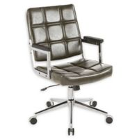 LumiSource Bureau Office Chair in Green