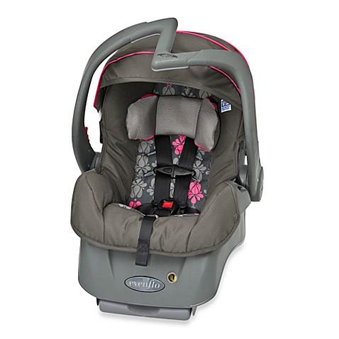 evenflo embrace 5 lx infant car seat alhambra bed bath beyond. Black Bedroom Furniture Sets. Home Design Ideas