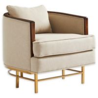 Stanley Furniture Mulholland Accent Chair in Pecan