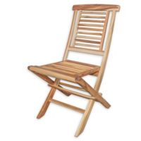 EcoDecors® Solid Folding Chair