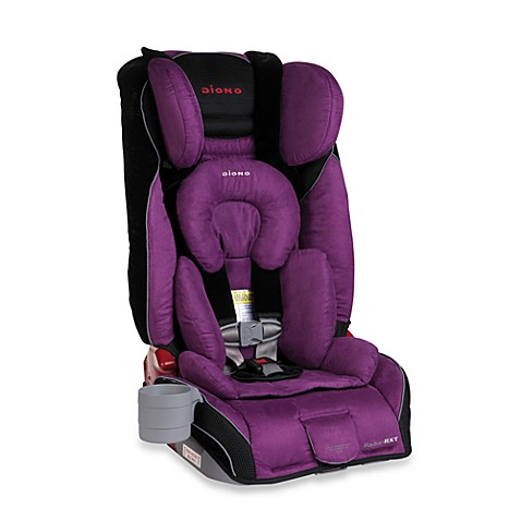 Diono™ Radian® RXT Convertible Car Seat from Birth to Booster Child Seat in Plum