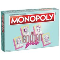 Monopoly® The Golden Girls Edition Board Game