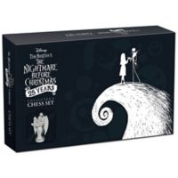 Disney® Nightmare Before Christmas 25th Anniversary Collector's Chess Set