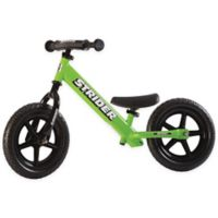 Strider® 12 Sport Balance Bike in Green