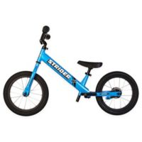 Strider® 14x Sport 14-Inch Balance Bike and Pedal Kit in Blue