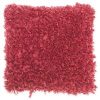 Mina Victory By Nourison Chindi Square Throw Pillow in Hot Pink