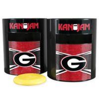 University of Georgia Disc Jam Game Set