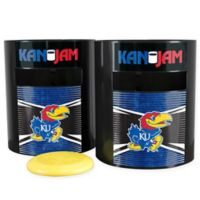 University of Kansas Disc Jam Game Set