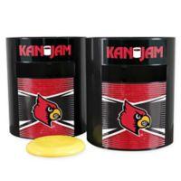 University of Louisville Disc Jam Game Set