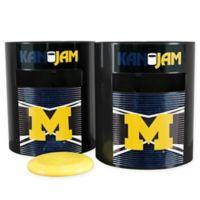 University of Michigan Disc Jam Game Set
