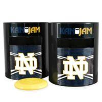 University of Notre Dame Disc Jam Game Set