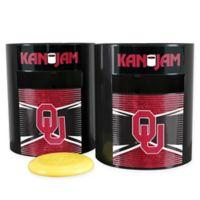 University of Oklahoma Disc Jam Game Set