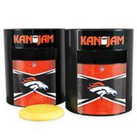 NFL Denver Broncos Disc Jam Game