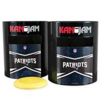NFL New England Patriots Disc Jam Game