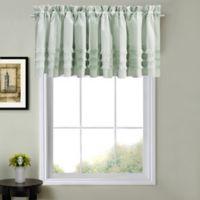 Juliette Kitchen Window Curtain Valance In Sage