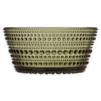 Iittala Kastehelmi 7.75-Inch Bowl in Green