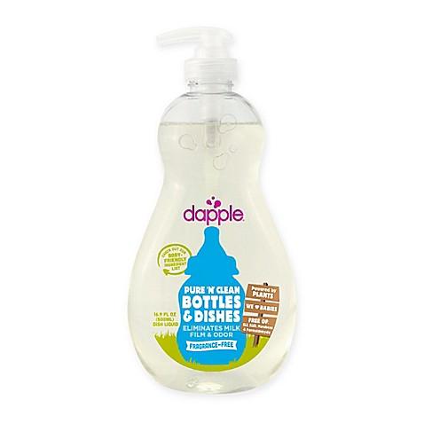 Best dish soap for baby bottles