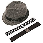 Rising Star™ Newborn Multi-Band Fedora