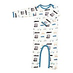 Bestaroo 3-6M Cars Coverall in Blue