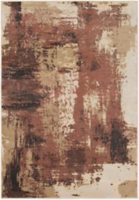 Surya Steinberger 7-Foot 10-Inch x 10-Foot 10-Inch Area Rug in Camel