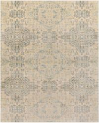 Surya Carlisle Classic Large Diamond 7-Foot 10-Inch x 9-Foot 10-Inch Area Rug in Light Beige