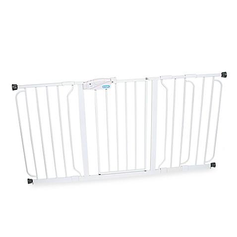 Regalo 174 Extra Wide Wide Span Walk Through Gate Bed Bath