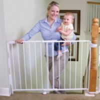 Regalo® 2-in-1 Top of Stairs Gate