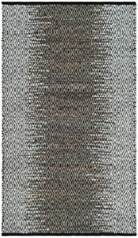 Safavieh Vintage Leather Kesler 3' x 5' Area Rug in Grey