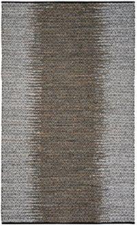 Safavieh Vintage Leather Kesler 5' x 8' Area Rug in Grey