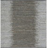 Safavieh Vintage Leather Kesler 6' Square Area Rug in Grey