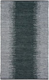 Safavieh Vintage Leather Kesler 5' x 8' Area Rug in Charcoal