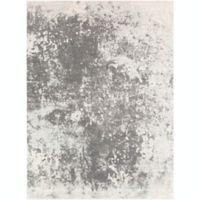 Surya Aberdine Calico Modern 7'6 x 10'6 Area Rug in Grey
