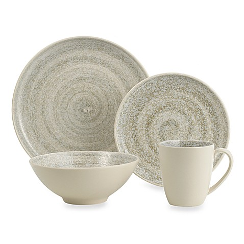 Sango Soho Cream 16-Piece Dinnerware Set  sc 1 st  Bed Bath \u0026 Beyond & Sango Soho Cream 16-Piece Dinnerware Set - Bed Bath \u0026 Beyond