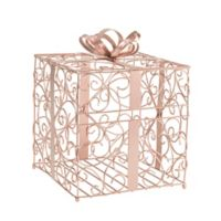 Cathy's Concepts Reception Gift Card Holder in Rose Gold