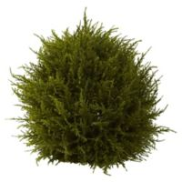 Nearly Natural 14-Inch Cedar Sphere
