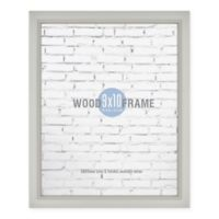 Gallery 8-Inch x 10-Inch Wood Picture Frame in Light Grey