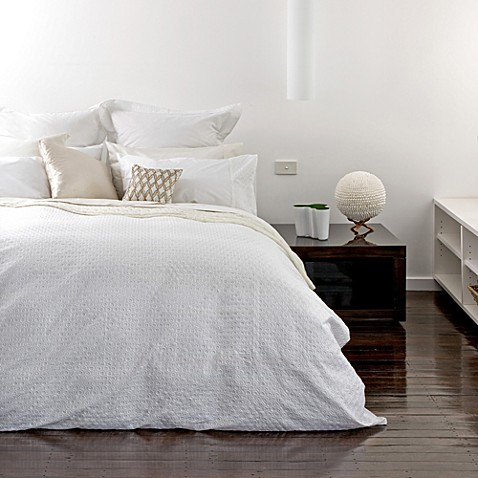 kas 174 white duvet cover set 100 cotton bed bath 85754