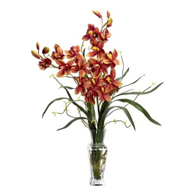 Buy Nearly Natural Vase Flower From Bed Bath Beyond